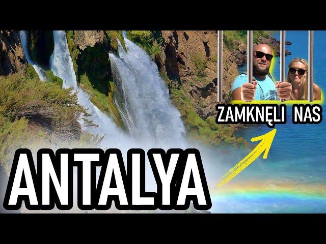 Jak wygląda zwiedzanie Turcji po pandemii ??? Antalya bez turystów !!! (vlog 102)