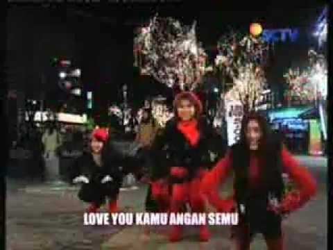 Love You Kamu BLINK - YouTube.flv