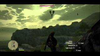 Dragon's Dogma - Full Wyvern Battle