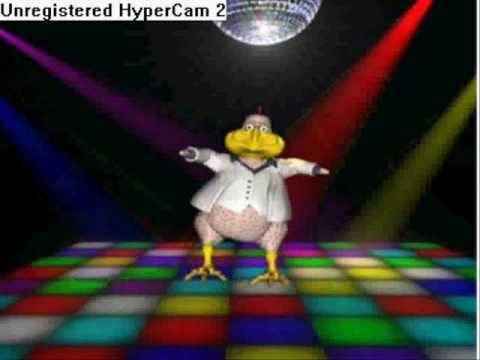 "John Travolta In ""Saturday Night Fever Disco Chicken"" (Again ..."