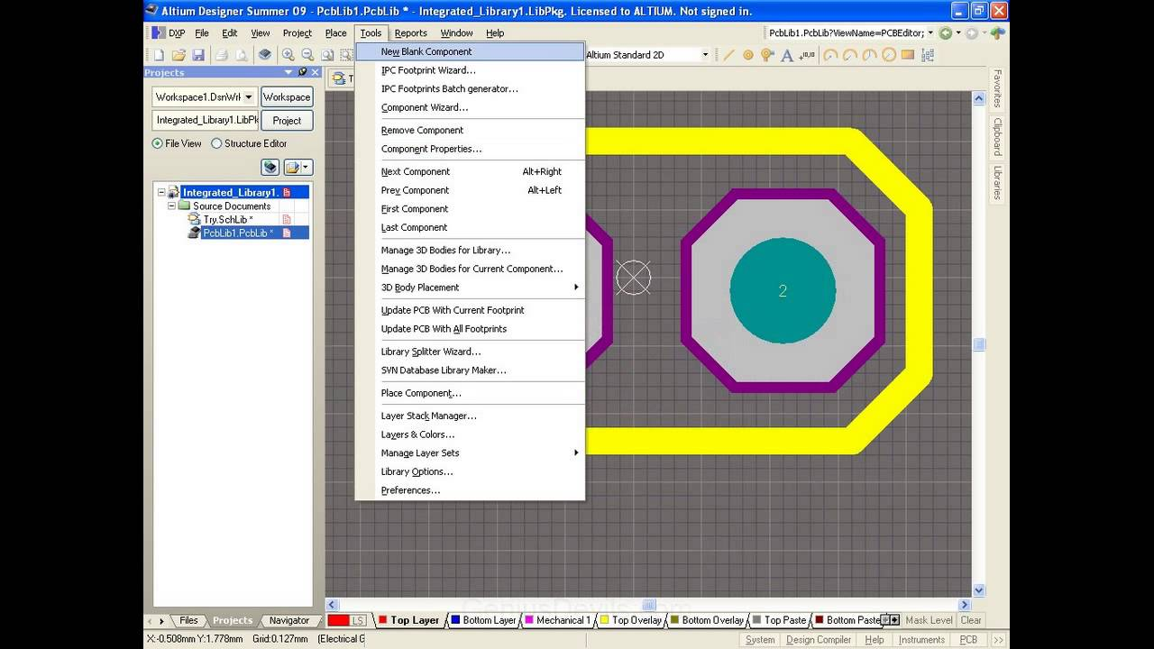 Altium designer tutorial 1 for beginners part12 youtube.
