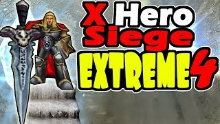 Warcraft 3 | Custom | X Hero Siege Extreme 4