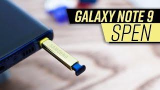 Bí mật thú vị về bút Spen trên Galaxy Note 9