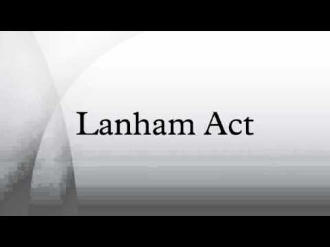 lanham act image