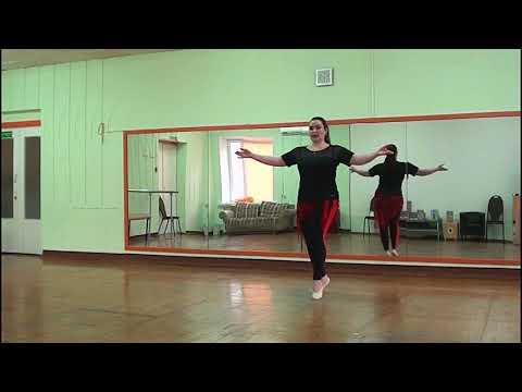Уроки Танца Живота: разбор связки под Барабаны