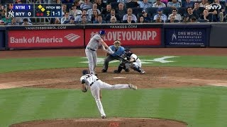 Bruce crushes homer for first hit with Mets