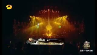 Babak ke-10 Dimash Kudaibergen -  ұмытылмас күн Singer 2017