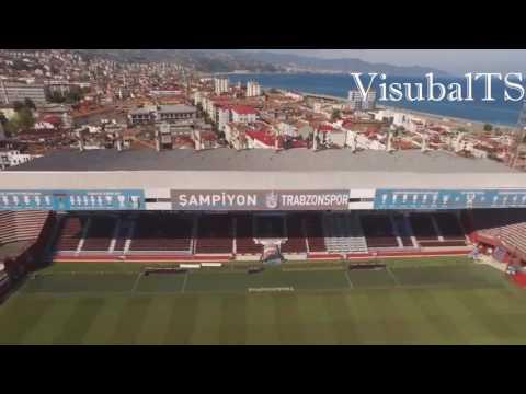 Trabzonspor Hüseyin avni akere veda 1080P HD 2016