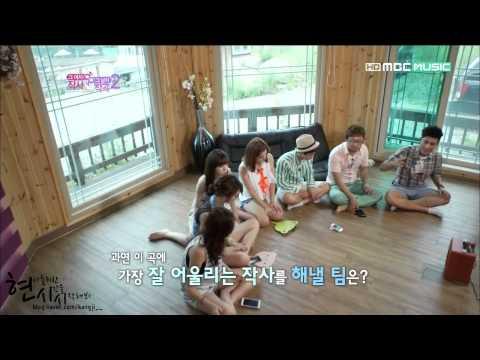 [120825] Nine Muses - MBC Music and Lyrics Ep 2