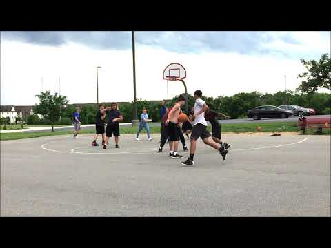 Spring Mills Middle school half court basketball GM 2 5/25/2019