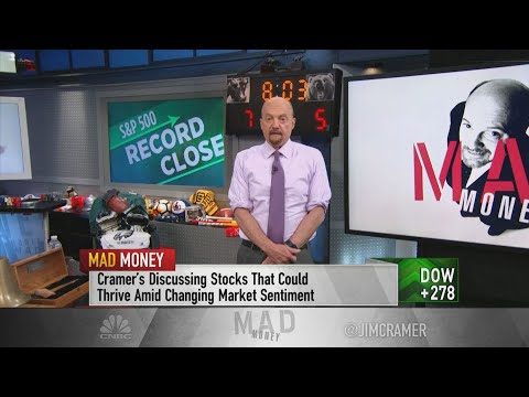 Jim Cramer: These 'pseudo-lockdown' stocks will benefit from Wall Street's latest Covid fears