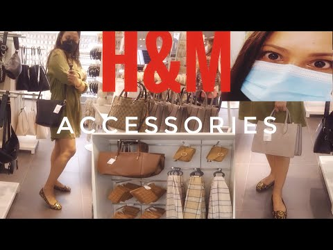 H&M NEW IN COLLECTION BAGS AND ACCESSORIES H&M ACCESSORIES SHOPPING IN FALL  Simply Rosie M