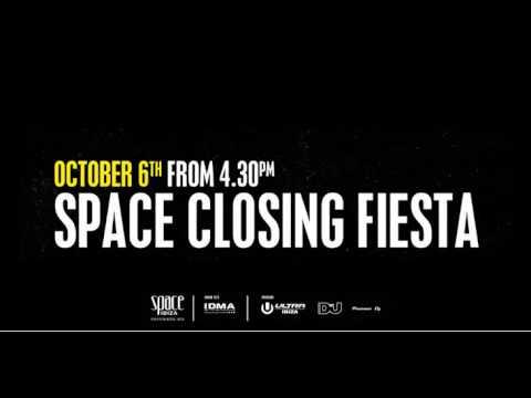 Uto Karem @ Space Ibiza Closing Fiesta - 06.10.2013 [Full Set]