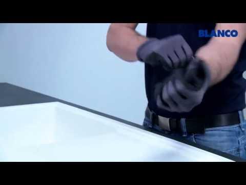 Outdoorküche Mit Spüle Lösen : Blanco loch in eine blanco silgranit spüle schlagen erhältlich