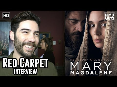 Tahar Rahim  Mary Magdalene Red Carpet