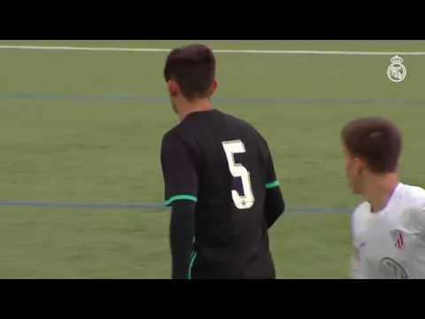 SANTA MARTA -REAL MADRID JUVENL