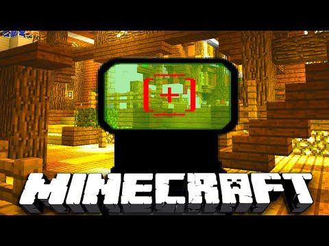 Minecraft - SKY WARS GUN MOD BATTLE! #1 - w/ Preston, Vikkstar123, Woofless & Kenny