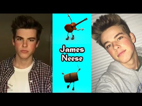 James Neese Musical.ly Compilation 2017 | jamesneese2 Musically