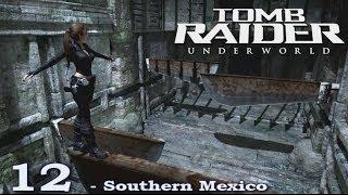 [HD] Tomb Raider Underworld Walkthrough Part 12 - Southern Mexico - ITA (PS3)