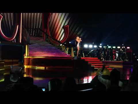 Vision of love live 1 09 2018 Las Vegas Mariah Carey Colosseum Caesars