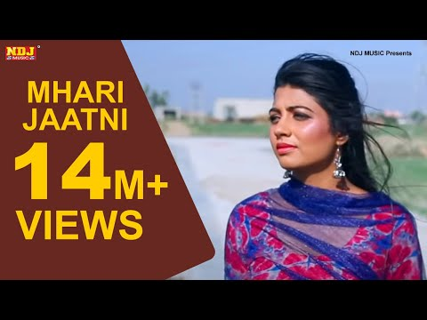 Latest Song 2016 - 2017 ! Mhari Jaatni ! Sachin ,TR ! म्हारी जाटणी ! New Haryanvi Dance Song ! NDJ