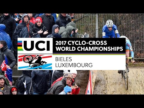 Men Junior / 2017 UCI Cyclo-cross World Championships – Bieles (LUX)