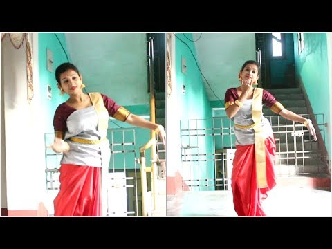 hridoyer-ekul-okul-jayati- -full-video-by-antara-  -rabindra-sangeet