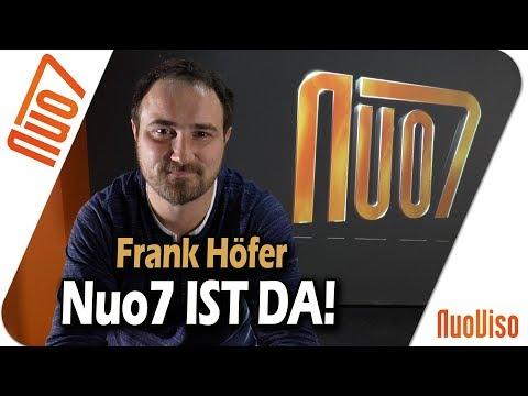 Nuo7 ist da! - Frank Höfer