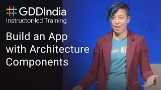 Build an App with Architecture Components (GDD India
