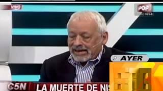 EL GRUPO CLARIN DIO A CONOCER LOS FALLIDOS AUDIOS DE LA FALLIDA DENUNCIA 23-01-2015