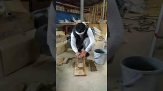 豊川市の堀田建築❗棟梁の鉋の刃🔨