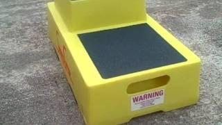 A Very Safe 2 Step Stool
