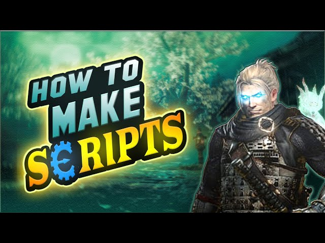 How to Make Cheat Engine Scripts | GH201