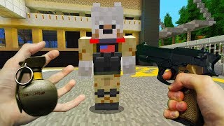 REALISTIC MINECRAFT - STEVE AND ALEX