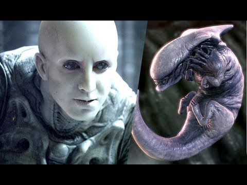Why did the ENGINEERS create the XENOMORPHS? streaming vf