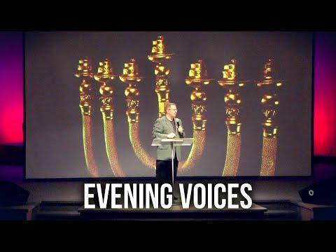 """Evening Voices"" – Pastor Raymond Woodward"