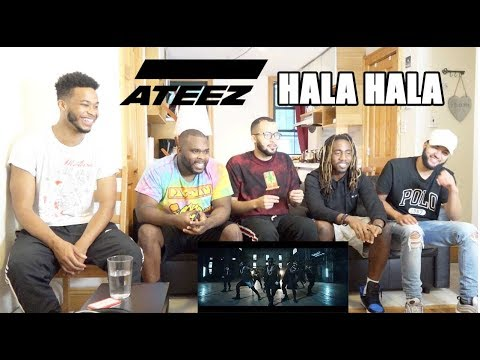 ATEEZ(에이티즈) - 'HALA HALA (Hearts Awakened, Live Alive)' Official MV (Performance Ver.) | REACTION