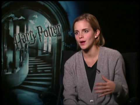 Thumbnail: HARRY POTTER AND THE HALF BLOOD PRINCE Interviews -- Daniel Radcliffe, Emma Watson and Rupert Grint