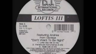 Loftis III - Don