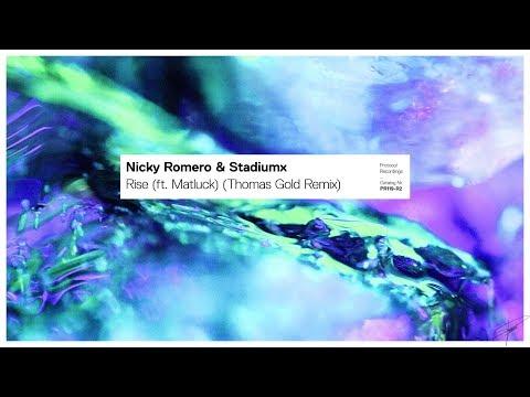 Nicky Romero & Stadiumx - Rise (ft. Matluck) (Thomas Gold Remix)