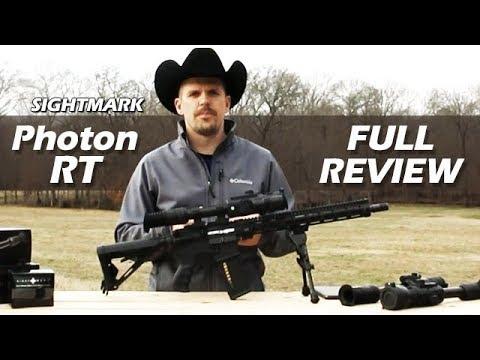 Sightmark Photon RT Digital Night Vision Riflescope   Full Review