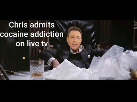 Chris Burrous Talks About COCAINE On Live Tv ? ? ?