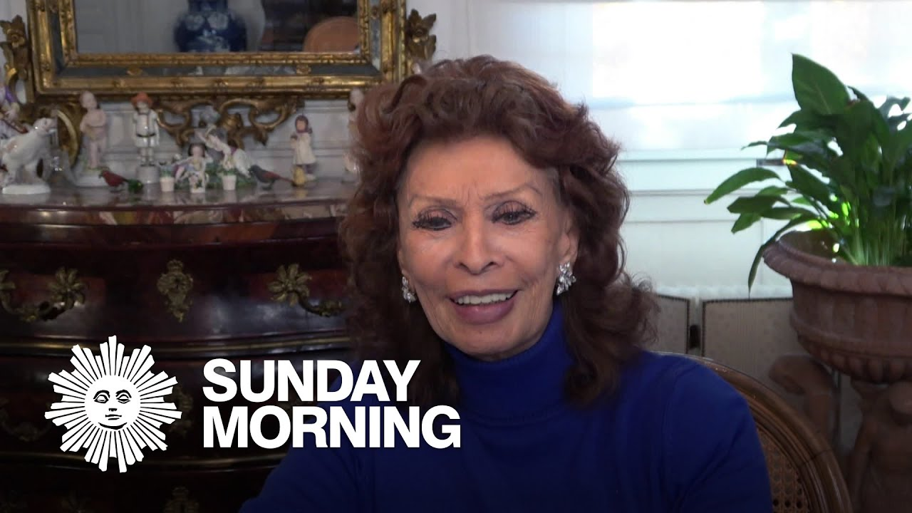 "Sophia Loren on ""The Life Ahead"""