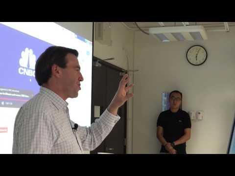 Geoff Cutmore on Xi Jinxing's US visit