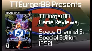 TTBurger Game Review Episode 64 Space Channel 5 (Special Edition)