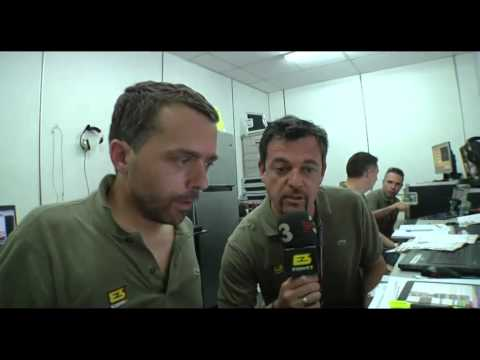 TV3 - La Fórmula - Les transmissions de la F1, per dins