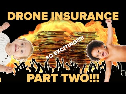 DRONE INSURANCE  - 4 Options Compared