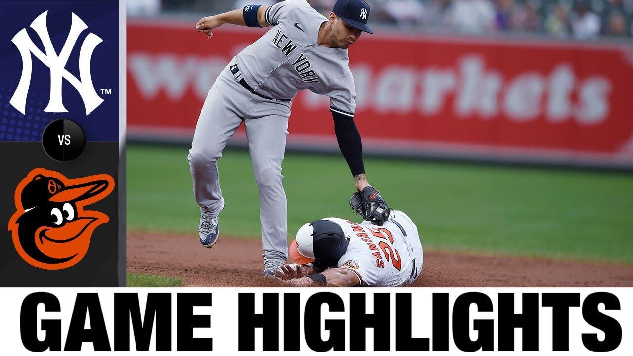 Download Yankees vs. Orioles Highlights (9/16/21) | MLB Highlights