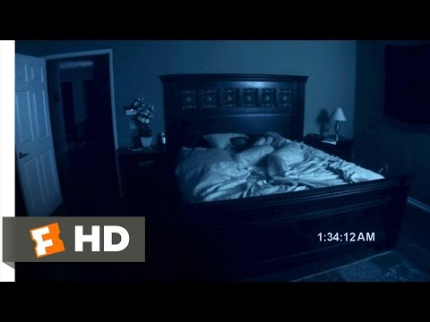 Paranormal Activity 69 Movie   The Sheets Move 2007 HD