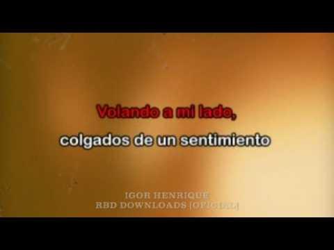 Ser O Parecer (Karaoke Original) - RBD
